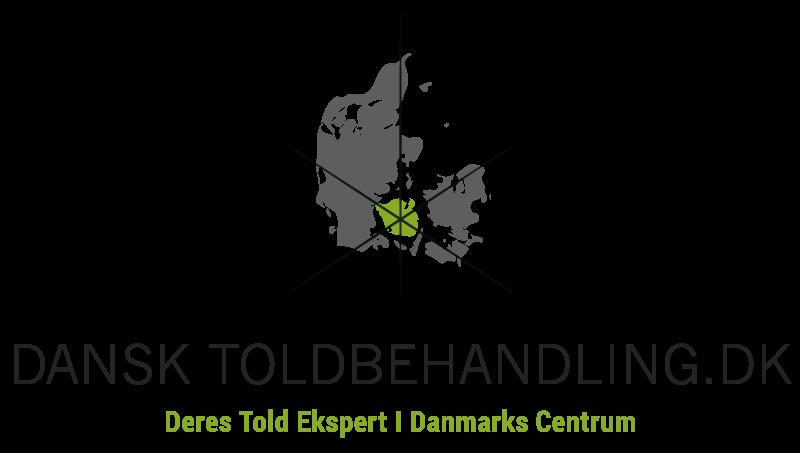 Dansk Toldbehandling Logo